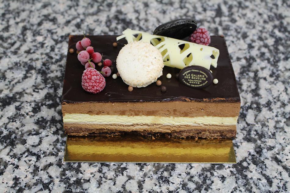 Pâtisserie Bonchamp